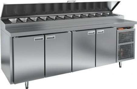 Холодильный стол для пиццы HICOLD PZ1-1111/GN PZ1-1111/GN