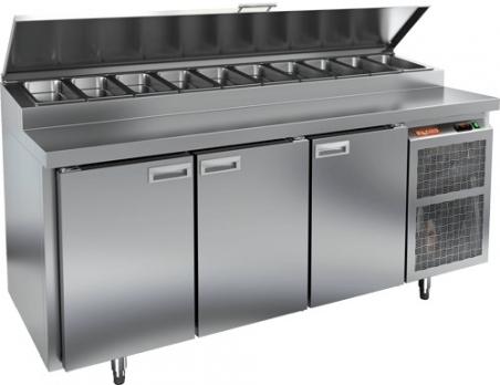 Холодильный стол для пиццы HICOLD PZ2-111/GN PZ2-111/GN